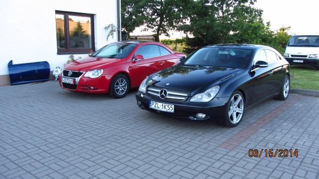 Mercedes i VW